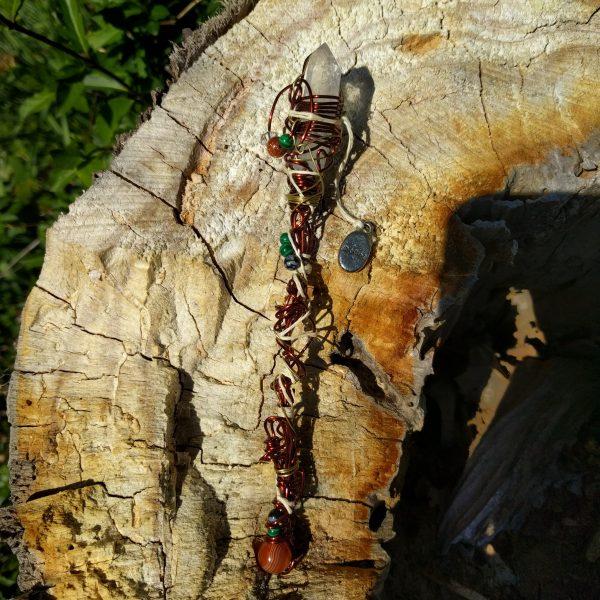 copper wand